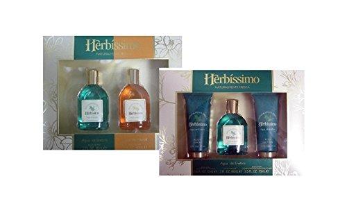 HERBISSIMO ESTUCHES dos a precio de uno - Enebro y Neroli + agua de enebro con gel y body lotion