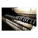 Postereck - 0149 - Piano Tasten, Musik Klavier Instrument