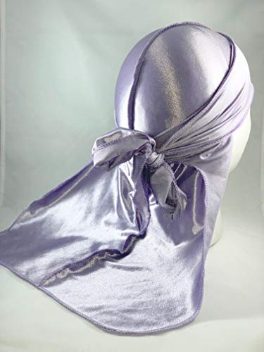 Silky Durags (Lavender)