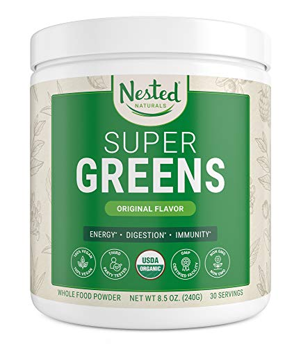Super Greens #1 Green Superfood Powder review