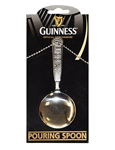 Guinness Pour Spoon (Engraved)