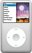 Music Player iPod Classic 7th Generation 160gb Silver Packaged in Plain White Box