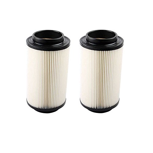 OxoxO Vervang 7080595 7082101 NIEUWE Air Filter/Cleaner voor Polaris Sportsman Scrambler 400 500 550 600 700 800 1000 ATV Quad (2 Pack)