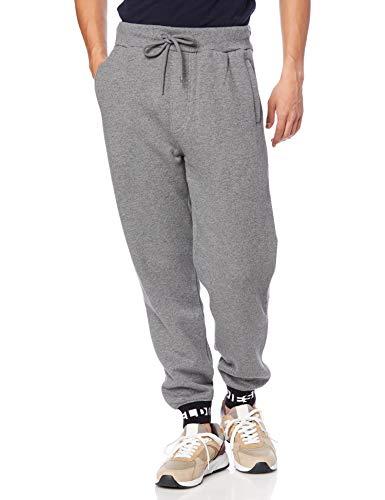 Diesel Men's UMLB-Peter-BG Trousers, Dark Grey Melange, L
