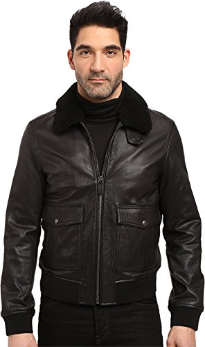 Coach Jackets Leather Men