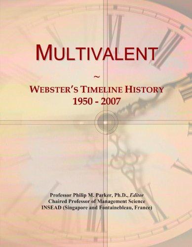Multivalent: Webster's Timeline History, 1950 - 2007