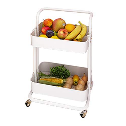 carrito verdulero cocina blanco fabricante WLL