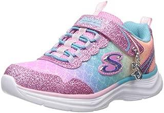 Skechers Kids' Glimmer Kicks-sea Sparkle Sneaker
