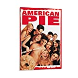 TONGDIAN American Pie Filmposter, Wandkunst, Bild,