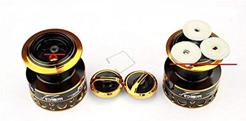 KbjAccessory Metal Spinning Reel(Gapless) Fishing Reel sea Rod Reel  13, 4000 Series