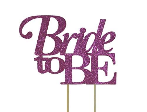 All About Details Tortenaufsatz für Braut, Rosa