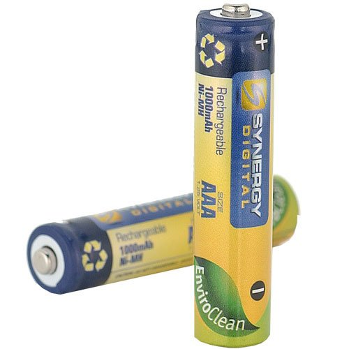 Panasonic KX-TG6672B Cordless Phone Battery Ni-MH, 1.2 Volt, 1000 mAh - Ultra Hi-Capacity - Replacement for 2 Rechargeable Batteries
