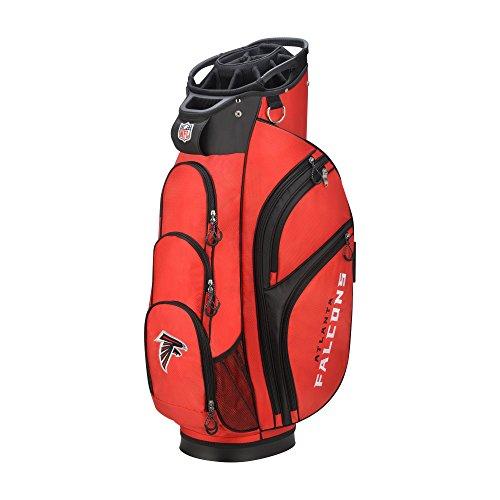 Wilson NFL Falcons Golf Cart Bag