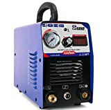 TOSENSE Plasma Cutter CUT60 IGBT Inverter Plasma Cutter 110/220V 60AMP CNC Air Inverter Plasma Cutting Machine 2/3 Inch Clean Cut (110/220V)
