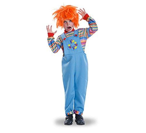 Disfraz de Muñeco Diabólico para niño