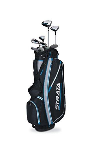 Callaway Women's Strata Complete Golf Set, Prior Generation (11-Piece, Left Hand) -  Callaway Golf, PK LH ST STRATA 15 11PC WMS