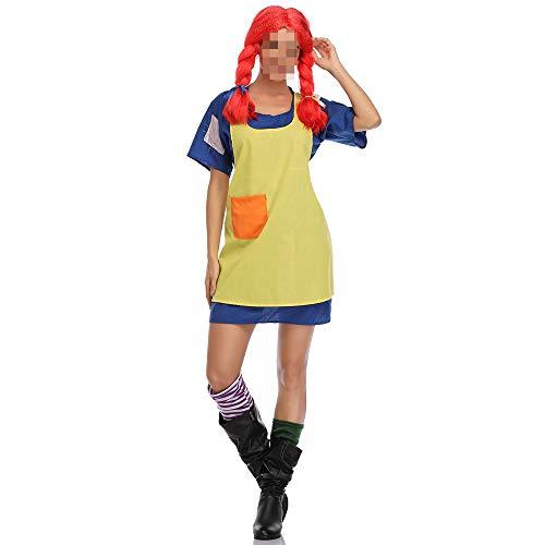 Halloween Volwassen Fancy Jurk Kostuums, Kostuums Halloween kinderen Cosplay Halloween Feest, halloween Volwassen Cosplay Kostuum Speelse Meisje Leuke Buurman Vrouwelijke Stage Wear