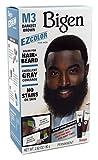 Bigen Ez Color For Men, Real Darkest Brown 1 ea (Pack of 3)