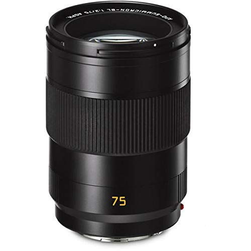 Leica APO-SUMMICRON-SL 75mm f/2 Aspherical Lens...