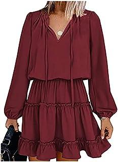 Eledobby Vestido Feminino Curto Midi Casual De Verão Roupa Sexy Feminina