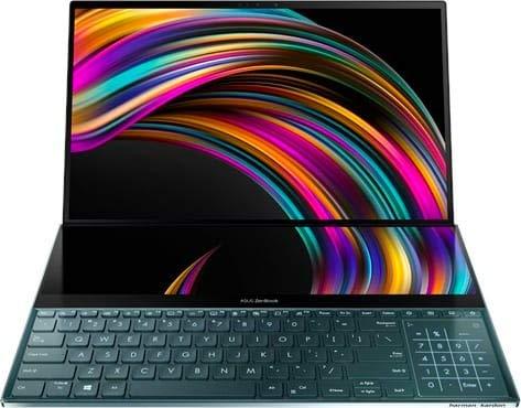 ZenBook Pro Duo UX581 - Notebook 15.6 Pollici, i7, SSD 1 TB + Ram 32 GB, Windows 10