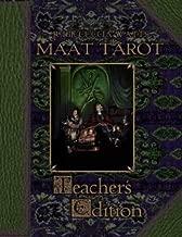 The MAAT Tarot Teacher's Edition B&W