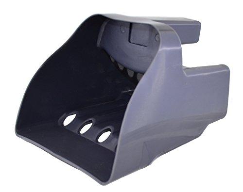 Pala cernidora de arena ProtectorTech HD para detección de metales, herramienta de excavación y tamizado