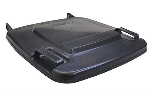 SULO Deckel Standard für MGB 60/80 Liter ***in 6 Farben erhältlich*** (grau)