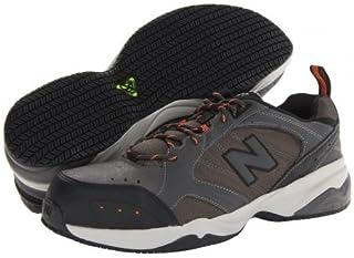 [ニューバランス] メンズ 男性用 シューズ 靴 スニーカー 運動靴 MID627 - Grey [並行輸入品]