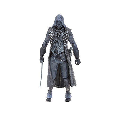 Assassin's Creed Series 4 brings collectors more great new figures from the blockbuster Assassin's Creed video game franchise. This 6-inch action figure depicts Arno Dorian from Assassin's Creed Unity. The figure is featured in a blue glow to replica...