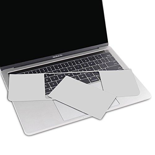 『NEW 13インチMacBook Pro 2016-2019 トラックパッド保護フィルム 内側保護シール (シルバー)』の2枚目の画像