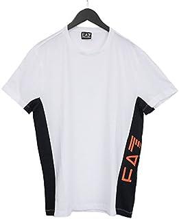 EMPORIO ARMANI エンポリオ アルマーニ 半袖Tシャツ 3YPTI4 PJ78Z 白