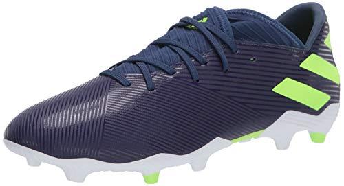 adidas Nemeziz Messi 19.3 Fg Tenis para hombre, azul (Índigo/Verde/Púrpura), 44 EU