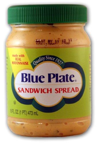Blue Plate Sandwich Spread