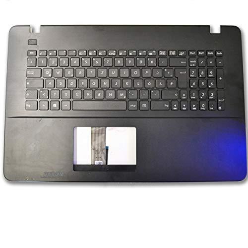 Bucom ASUS Tastatur X751 F751 R752 R752L K751L K751LB K751LJ X851LJ 3CX751LX-3C mit Gehäuse