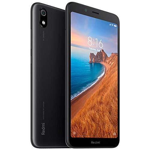 "Smartphone Xiaomi Redmi 7A Dual SIM 32GB 5.45"" 12MP/5MP OS 9.0 (Preto)"