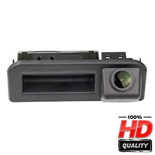 Bester der welt Verbesserte Rückfahrkamera 1280 x 720 Pixel Kamera im Kofferraumgriff, Rückfahrkamera…