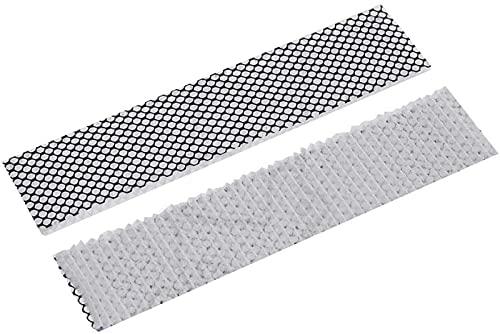 Filtri Ricambio Climatizzatore Condizionatore Elettrostatici | Compatibili Adattabili DA011 DAIKIN FTXS FTKS 20/25/35 Serie D + FTXS 20/25/35/42/50 serie G | 40x255mm 2pz