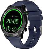 CNZZY G30 Smart Watch Uomini E Donne Con Pressione Sanguigna Frequenza Cardiaca Ossigeno Intelligente Orologio Fitness Tracker Cronometro Step Calorie Impermeabile IP68 Orologio Sportivo (C)