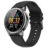 Smartwatch Uomo Donna, EasySMX Orologio Fitness Tracker Bluetooth con Touchscreen, Montoraggio di Frequenza Cardiaca, Support Chiamata, Durata Lunga, Orologio Intelligente Impermeabile per Android iOS