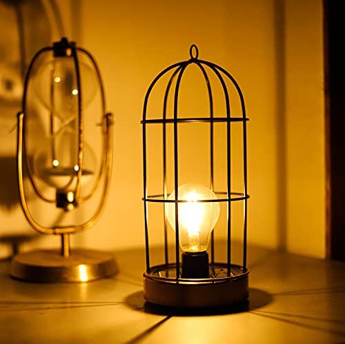 Solar Lantern Outdoor Hanging Solar Powered Lantern Lights with...