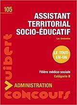 Assistant territorial socio-éducatif : Catégorie B (Concours administratifs)