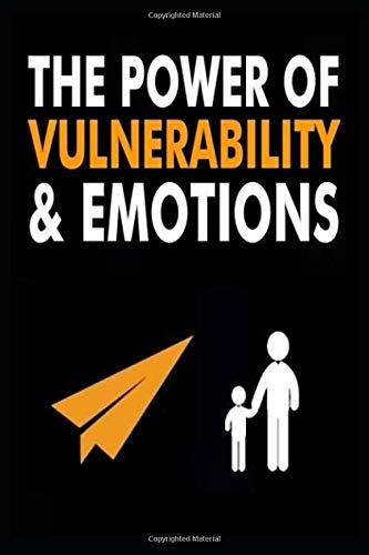 Journal : Brené Brown The power of vulnerability: Brené Brown studies vulnerability, authenticity and shame. Paperback