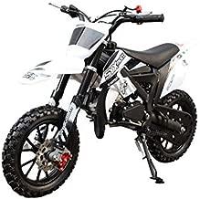 2021 Kid's Dirt Bike (Pit Bike) Gas Powered 50cc 2 Stroke Offroad Motorcycle