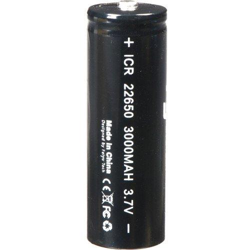 Feiyu Tech Original Spare Batterie für G5 Gimbal 3.7V, 3000mAh schwarz