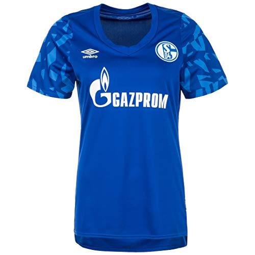 UMBRO FC Schalke 04 Trikot Home 2019/2020 Damen blau/weiß, M