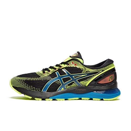 Asics Gel-Nimbus 21 SP - Zapatillas de running para hombre Negro Size: 45