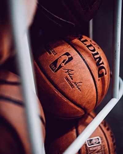 Spalding NBA Replica Indoor/Outdoor Game Ball