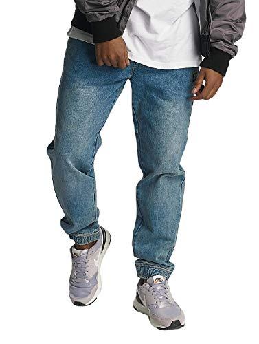 Ecko Unltd Clifton Herren Anti Fit Jeans Blau
