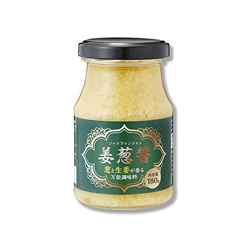 姜葱醤(ジャンツォンジャン) 万能調味料 180g × 1個単品